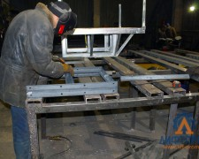 Изготовление грузовых подъемников лифтов на производстве ЛИФТПРОМ